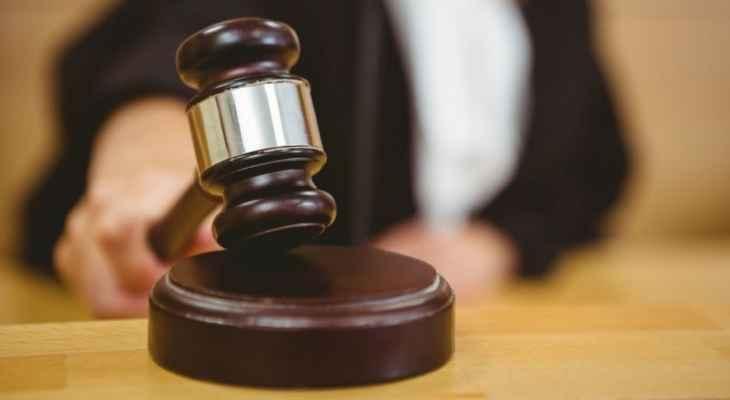 جنايات بيروت أصدرت حكمها في حق قاتل الشيخ سعد الدين غيه في طرابلس