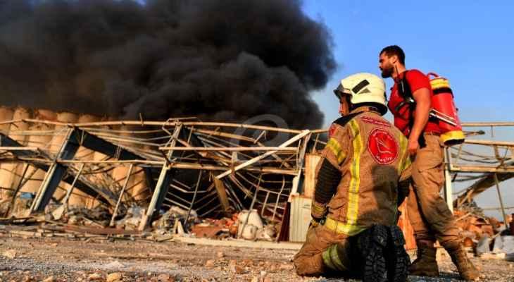 الرياض: انفجار مرفأ بيروت لم يكن إلا نتيجة طبيعية لحالة الفساد وانهيار فكرة الدولة في لبنان