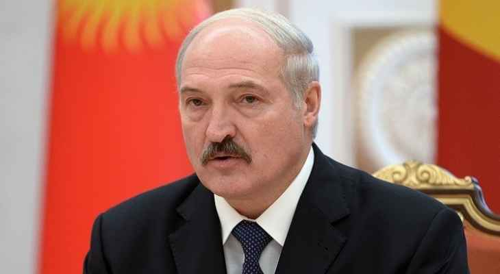 رئيس بيلاروس: لا أستبعد إمكانية فرض قيود على حركة الترانزيت عبر بلادنا