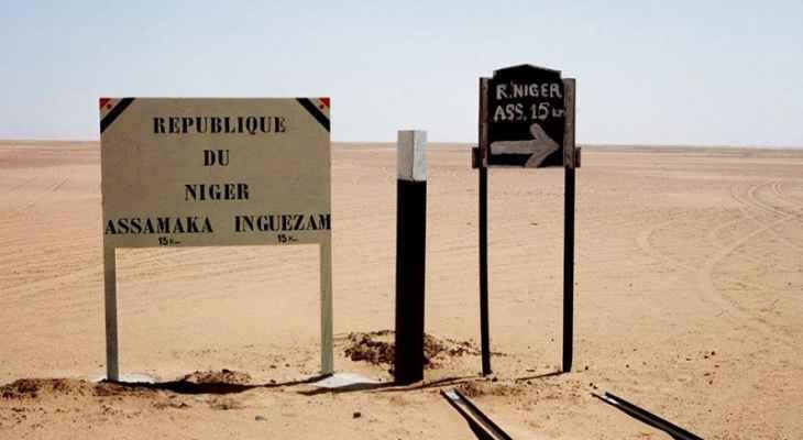 السلطات الجزائرية تعلن إعادة فتح الحدود البرية مع النيجر