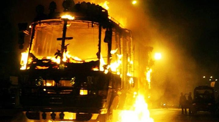 AFP: مقتل 10 أشخاص بينهم 6 صينيين وإصابة 31 آخرين بانفجار حافلة بباكستان