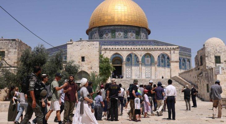 إسرائيل تخشى «خراباً ثالثاً»