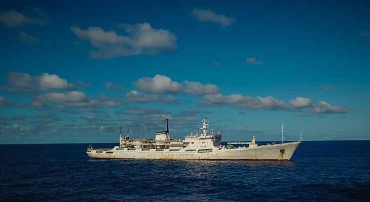 """""""العمانية"""": ناقلة النفط """"ميرسر ستريت"""" ستواصل الإبحار بعد تعرضها لهجوم خارج البحر الإقليمي العماني"""