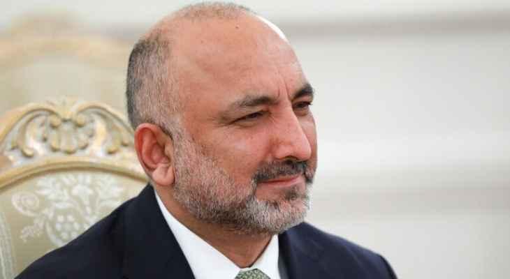 """وزير خارجية أفغانستان: مستعدون للسلام مع """"طالبان"""" بشروط"""