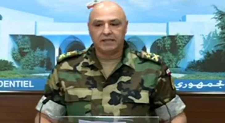 قائد الجيش التقى القائد العام للقوات المسلحة المصرية