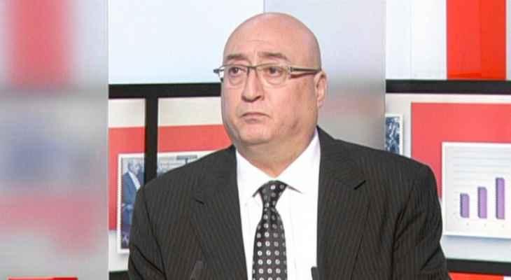 أبو فاضل: اعتذار الحريري سيحول المشكل السياسي إلى انهيار سريع