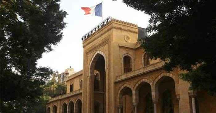 السفارة الفرنسية: ريستر أكد التجند الكامل لبلاده من أجل دعم الشعب اللبناني