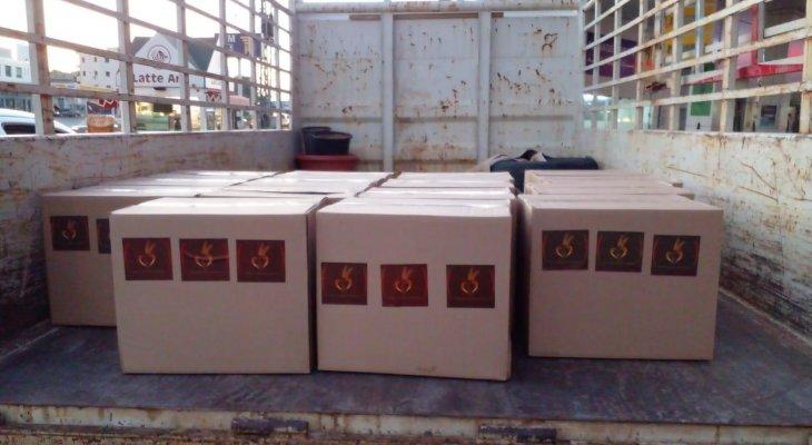 مؤسسة جيلبير المجبر الإجتماعية وزعت حصصا غذائية ضمن محافظة جبيل وطرابلس وعكار