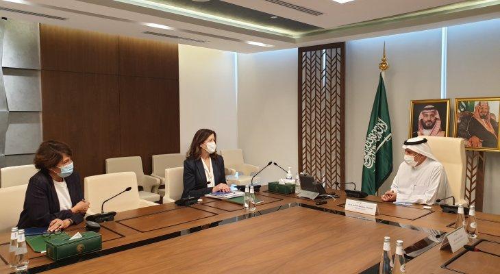 السفارة الأميركية: غريو وشيا تقومان بمشاورات مع السعودية لمناقشة وضع لبنان