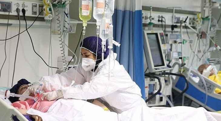 الصحة الإيرانية: 151 وفاة و11664 إصابة جديدة بكورونا خلال الـ24 ساعة الماضية