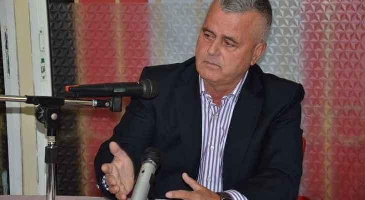 نادر: إذا كان الوزير أو النائب المستدعىبريئاً لماذا لا يذهب إلى التحقيق؟