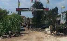 القوة الأمنية الفلسطينية في منطقة صور أصدرت تعليمات لكافة المخيمات خلال عيد الأضحى