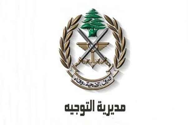 الجيش: تسجيل 3 خروقات بحرية وخرقين جويين إسرائيليين للأجواء اللبنانية