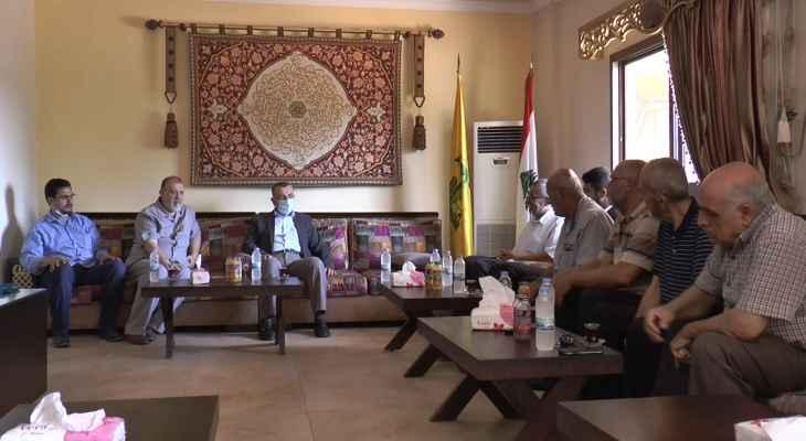 عز الدين: للإسراع بتشكيل حكومة فاعلة وأزمة المحروقات نتيجة تواطؤ منظومة فاسدة مع الخارج