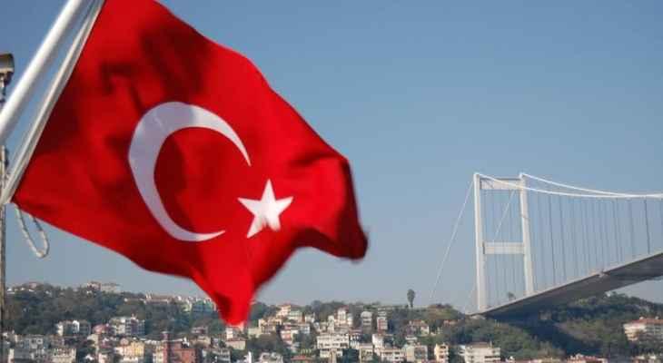 """""""الأناضول"""": مقتل 12 شخصاً بإنقلاب حافلة تقل مهاجرين شرقي تركيا"""