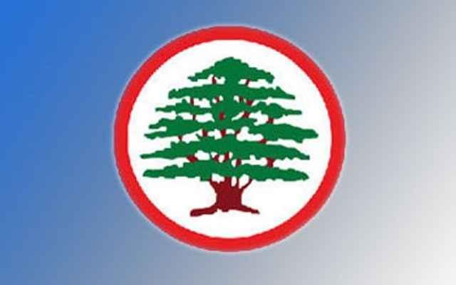 """مسيرة للقوات اللبنانية باتجاه المرفأ بعنوان """"وحياة الي راحوا رح تتحاكمو"""""""
