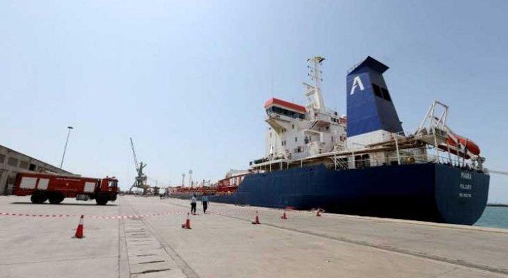 الحوثيون: إبحار أول سفينة حاويات من جدة بالسعودية للحديدة باليمن منذ بدء الحرب