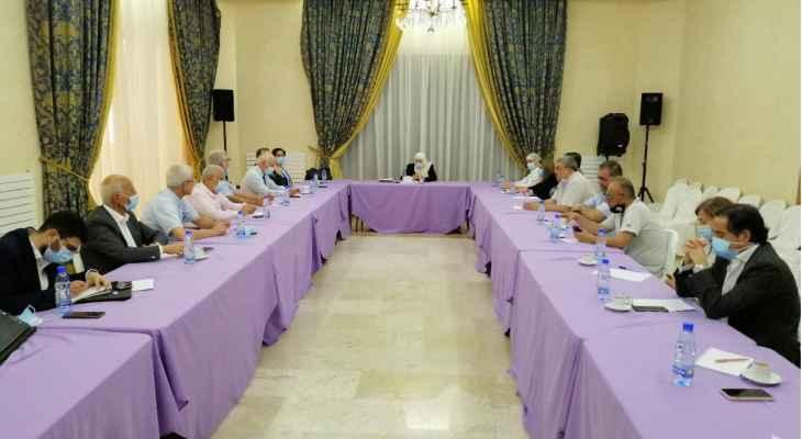 """اجتماع طارئ لـ""""اللقاء التشاوري الصحي في صيدا """" بحث بأزمة القطاع الاستشفائي"""