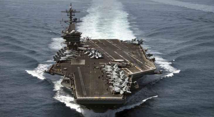 عنصر بالبحرية الأميركية متّهم بالتسبب بحريق دمّر سفينة حربية