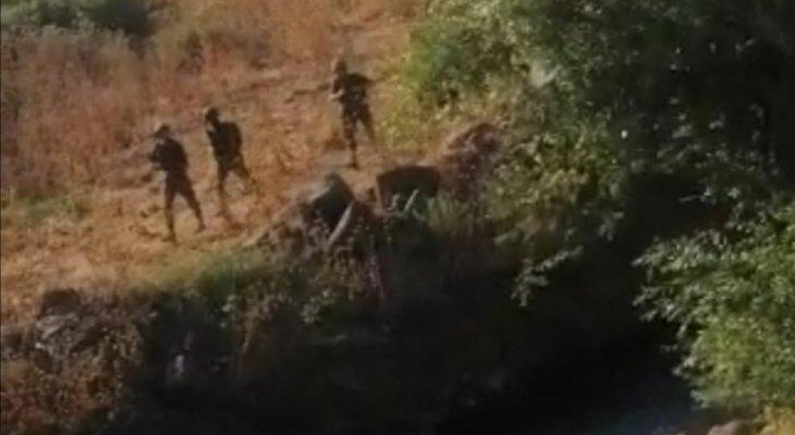 النشرة: قوة إسرائيلية اجتازت السياج التقني مقابل منتزهات الوزاني