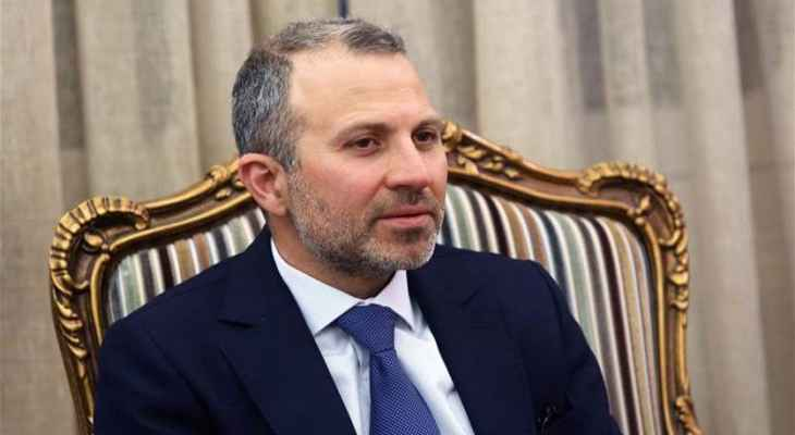 الشرق الاوسط: باسيل ابلغ حزب الله صراحة معارضته تكليف ميقاتي