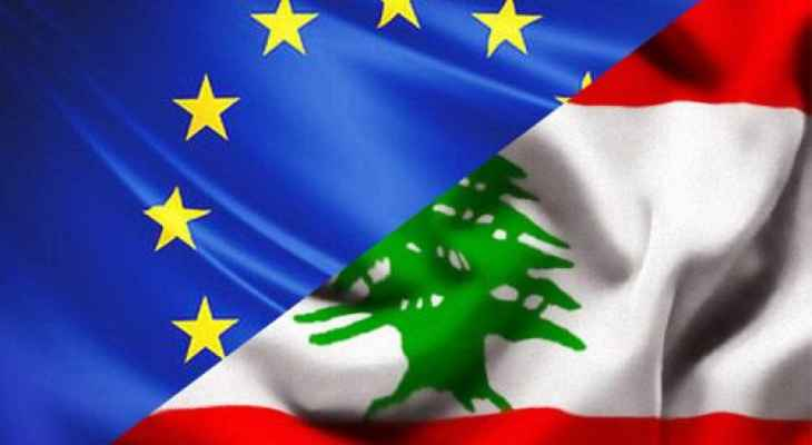 """""""د ب أ"""": الاتحاد الأوروبي يعتزم فرض عقوبات ضد مسؤولين لبنانيين"""