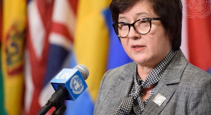 المنسقة الخاصة للأمم المتحدة: سنظل الى جانب لبنان خلال هذه المرحلة الصعبة