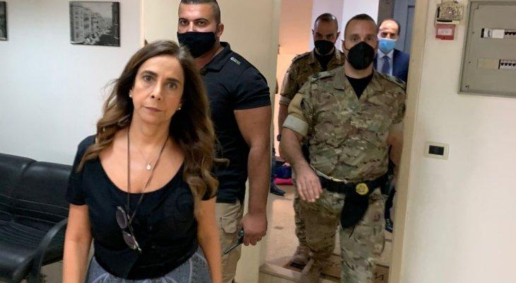 النشرة: عكر فوجئت بإقفال الابواب في وزارة الخارجية بطريقة غير قانونية