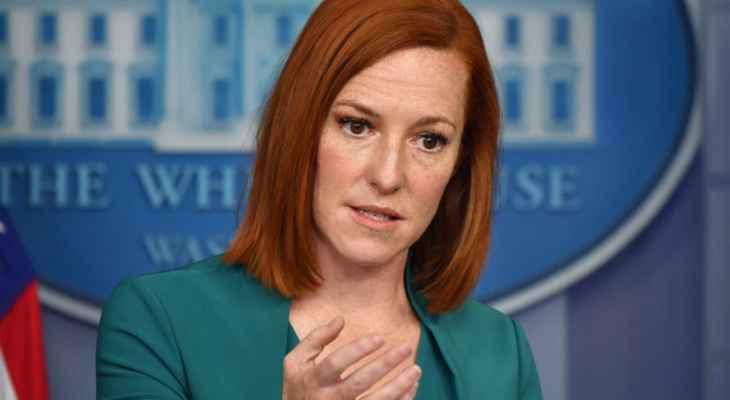 البيت الأبيض: إسرائيل ستظل شريكا استراتيجيا مهما لأميركا نرتبط معه بعلاقة أمنية دائمة