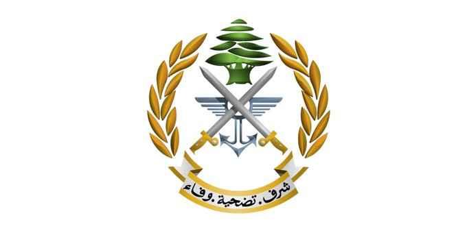 الجيش: طائرة استطلاع إسرائيلية خرقت الأجواء اللبنانية من فوق الناقورة