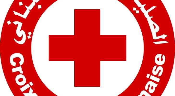 الصليب الأحمر: 6 جرحى تم نقلهم حتى الآن من وسط بيروت و15 مصابًا تم إسعافهم في المكان