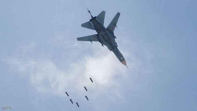 المرصد السوري: تجدد الغارات الروسية على ريف إدلب الجنوبي