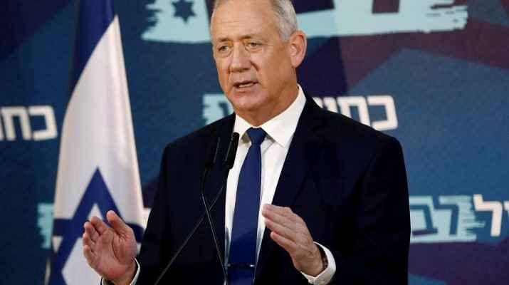 وزير الدفاع الإسرائيلي: الحرب مع غزة قد تندلع بأي لحظة