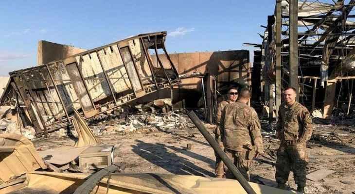 التحالف ضد داعش: 3 إصابات جراء قصف قاعدة عين الأسد بـ 14 صاروخا