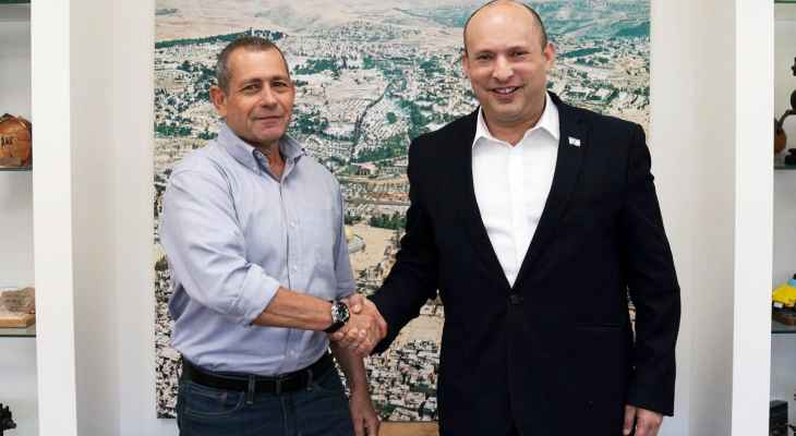 بينيت: نعمل بحزم إزاء التهديدات الأمنية سواء كانت داخل إسرائيل أو خارجها