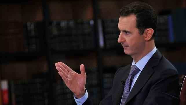 الأسد كلف حسين عرنوس بتشكيل حكومة جديدة