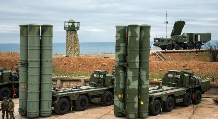 """القوات الفضائية الروسية: نجاح تجارب صواريخ """"إس 500"""" المضادة للأهداف الجوية"""
