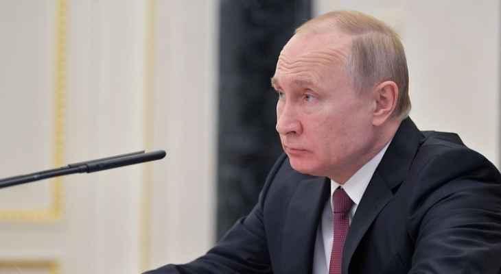 الرئيس الروسي: التطعيم هو السبيل الوحيد لكبح جماح الجائحة