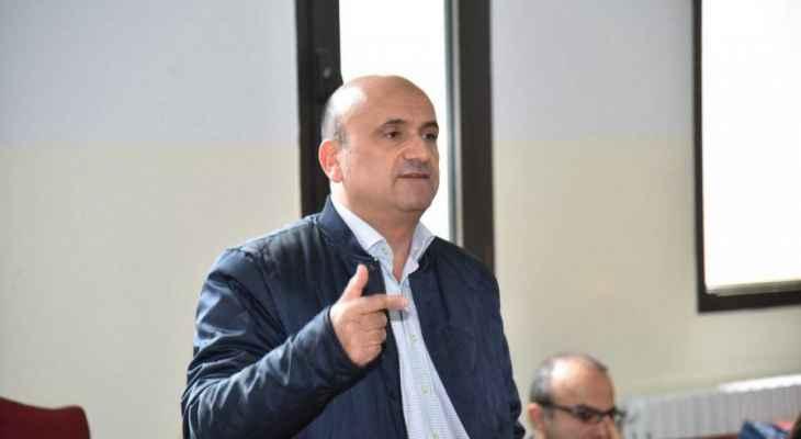 ابي رميا: نريد حكومة اصلاحات وليس حكومة انتخابات ومرحلة انتقالية