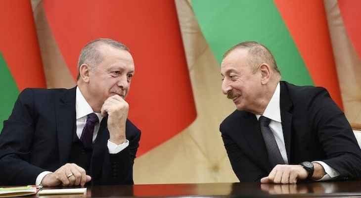 سبوتنيك: لقاء مرتقب سيجمع كل من الرئيس التركي ونظيره الأذربيجاني في مدينة شوشا