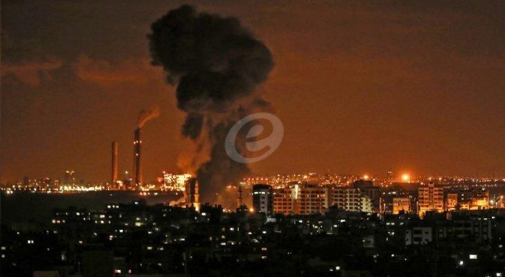 الجيش الإسرائيلي: طائراتنا أغارت على مواقع لحماس بغزة ردا على إطلاق البالونات الحارقة