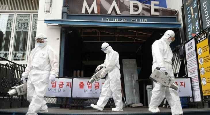 """سلطات كوريا الجنوبية تسجل أكبر زيادة يومية في إصابات """"كورونا"""""""