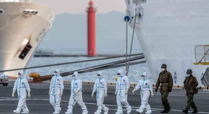 كوريا الجنوبية تجلي جنودها من سفينة موبوءة بكورونا في الشرق الأوسط