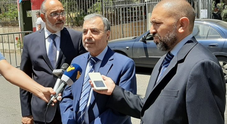 الحسنية: تقدمنا بدعاوى على القوات وندعو القضاء لإحقاق الحق بدءا بحل حزبهم