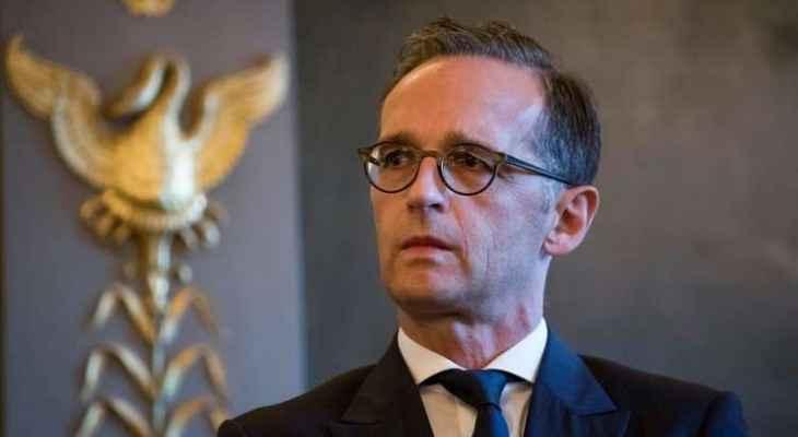ماس: الاتحاد الأوروبي والناتو مستعدان لمساعدة تركيا واليونان