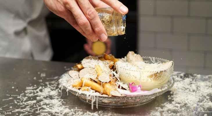 مطعم أميركي يدخل غينيس بأغلى بطاطس مقلية في العالم