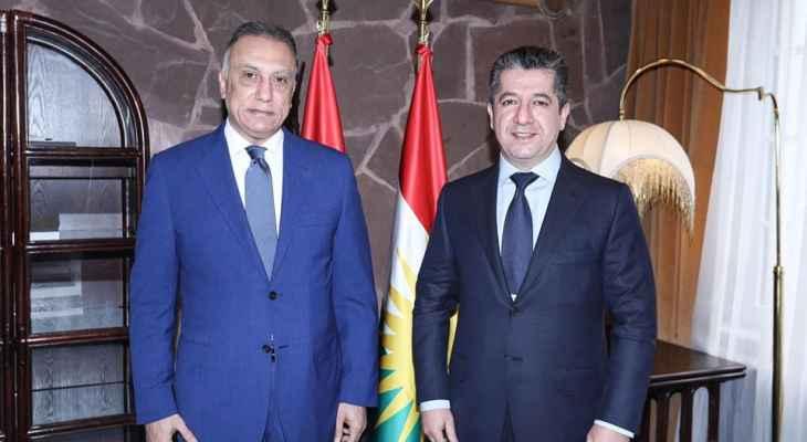 رئيس كردستان: اتفقنا مع حكومة العراق على تسليمنا مستحقاتنا المالية بأثر رجعي