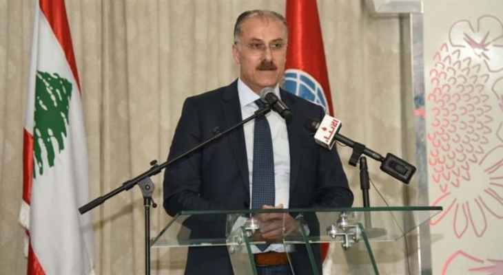 عبد الله: أطلب نشر محضر آخر اجتماع جرى في القصر الجمهوري لبحث مسألة الدواء