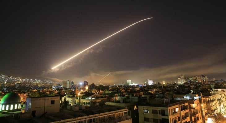 الجيش الاسرائيلي القى قنبلة مضيئة قبالة بليدا