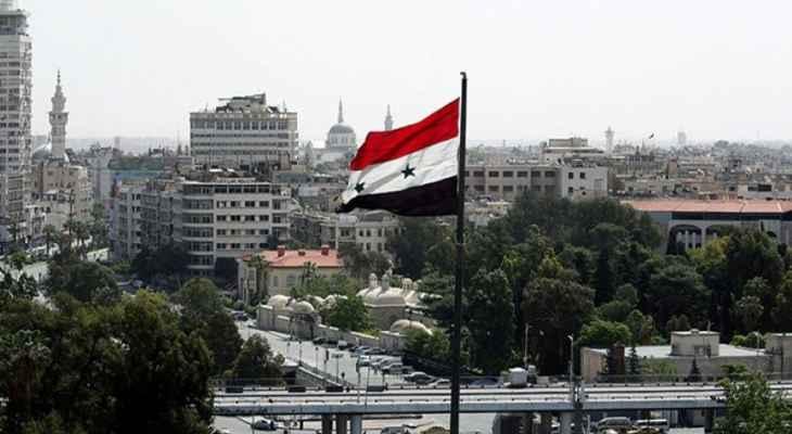 سانا: الدفاعات الجوية السورية تتصدى لعدوان إسرائيلي من اتجاه الأجواء اللبنانية